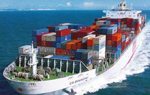 Commercial Cargo Shipping