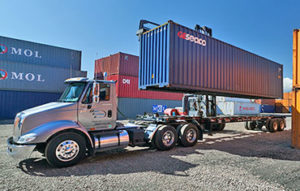 Trucking, Road Freight And Drayage Services